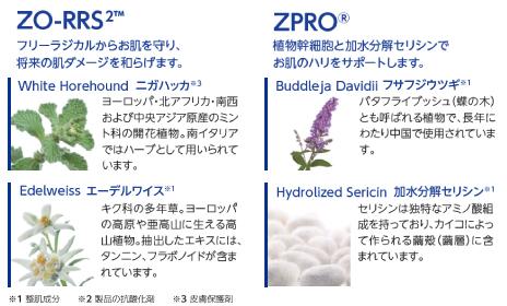 ゼオスキンオリジナル複合成分2